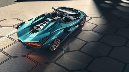 Lamborghini Sian Roadster 2021 18