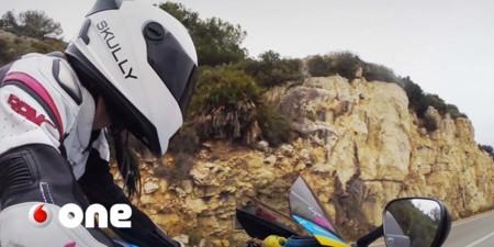 Skully Casco Moto carretera