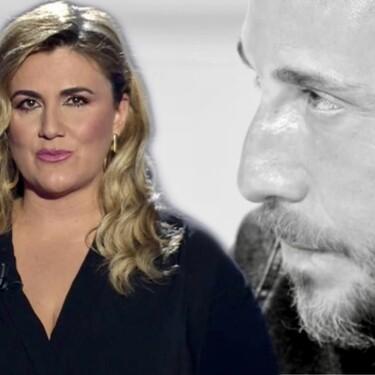 """Carlota Corredera responde mirando a cámara a las amenazas de Antonio David Flores a Rocío Carrasco: """"Se le avecina volver a vivir"""""""
