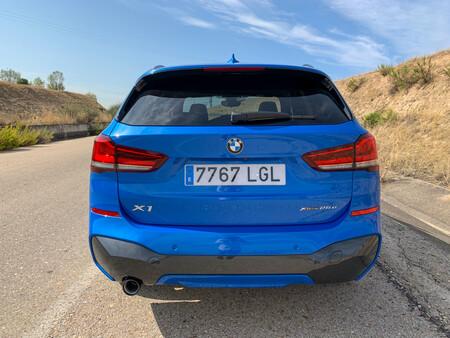 BMW X1 xDive25e Prueba Contacto trasera
