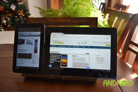 Vodafone SmartTab II 7 y 10