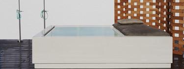 Mini piscinas sobre cubierta o elevadas, otra interesante opción para pasar un verano a remojo