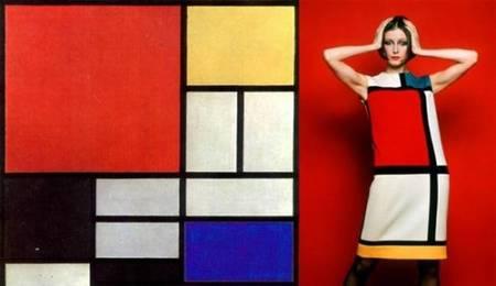 Yves-Saint_Laurent-MondrianCollection