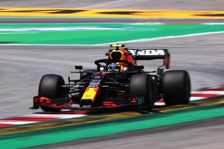 Perez Espana F1 2021