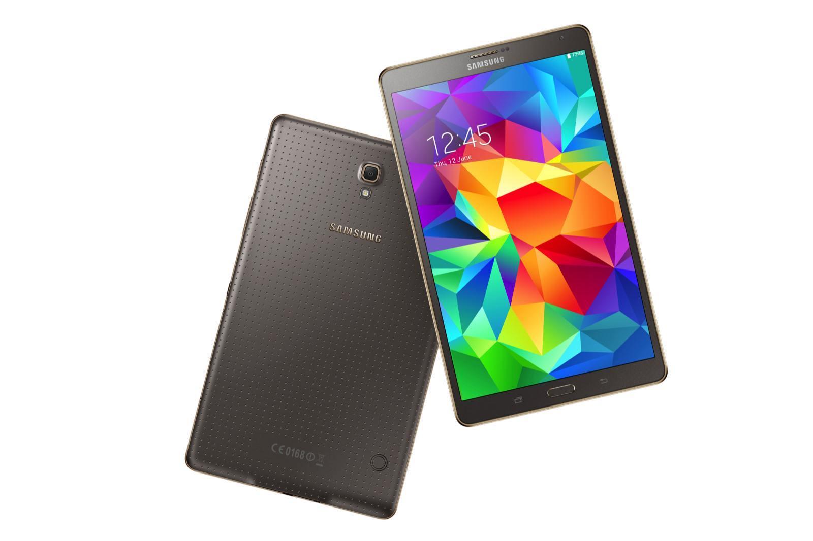 Foto de Samsung Galaxy Tab S 8.4 (24/25)