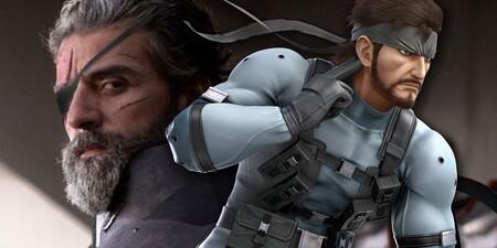Oscar Isaac será Solid Snake en la película de 'Metal Gear Solid' a las órdenes del director de 'Kong: La Isla Calavera'