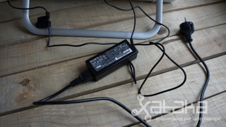Sony Vaio Tap 20 análisis cable