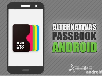 Las mejores alternativas a Passbook en Android