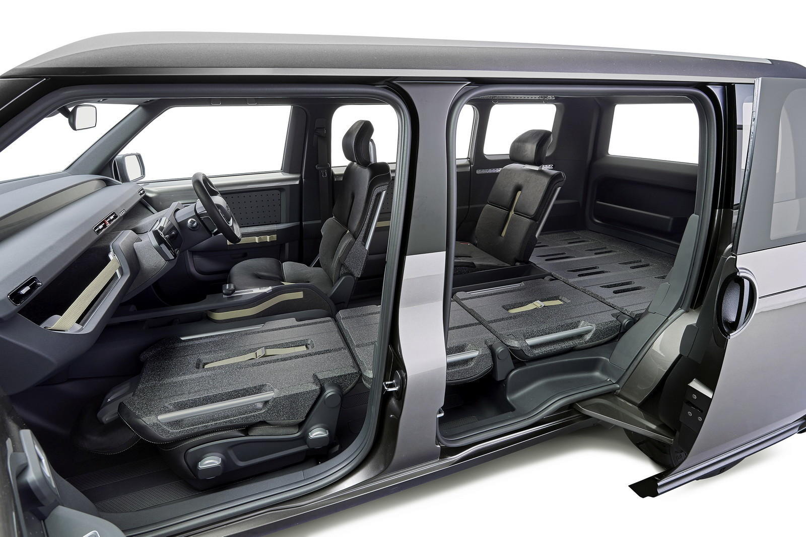 Foto de Toyota TJ Cruiser Concept (7/9)