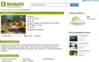 Tendumi: completa guía de campings en la web y potente capa de realidad aumentada para tu smartphone