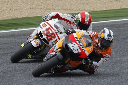 MotoGP Francia 2011: a por todas en Le Mans
