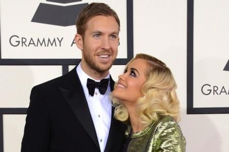 El amor triunfa en la alfombra roja de los Grammy 2014