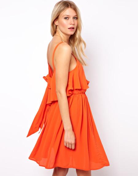 Vestido naranaa