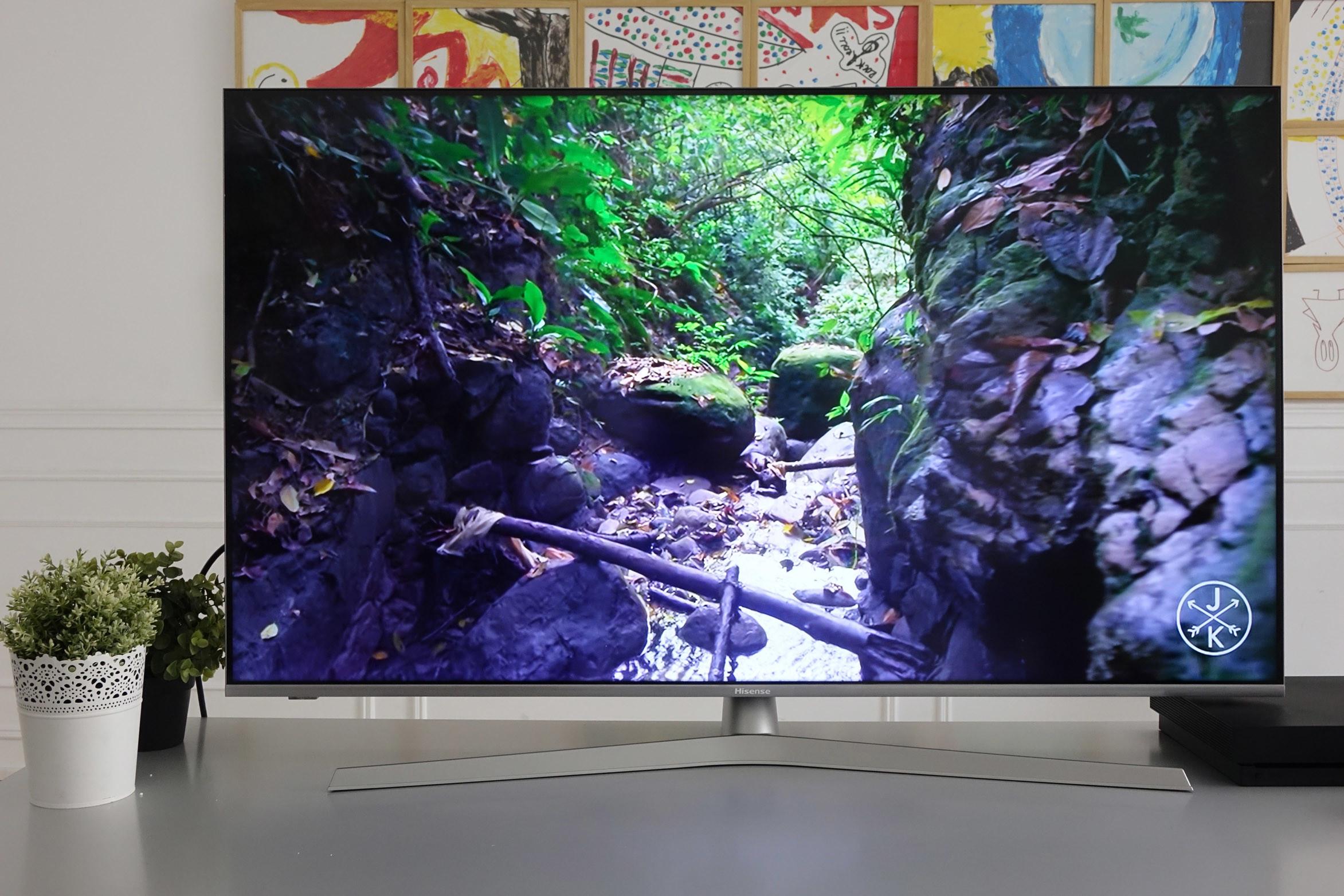 Foto de Televisor Hisense H50U7B ULED 4K UHD (43/48)