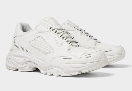 Los Mejores Sneakers De Zara Con Suela Gruesa Para Pisar Fuerte Este Otono