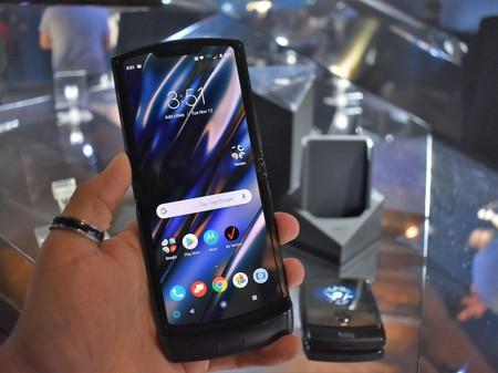 El Motorola razr por fin tiene fecha de lanzamiento, y su llegada a México es inminente