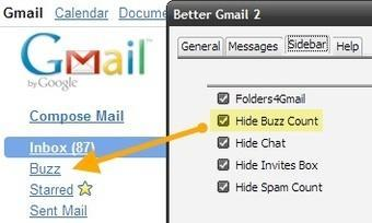 Better Gmail 2, con muchas novedades
