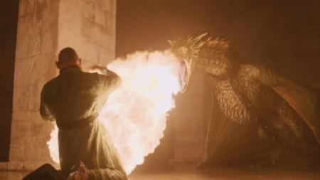Muerte por dragón