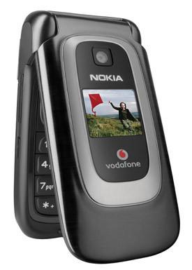 Nokia 6085 con Vodafone