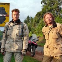 ¡Confirmado! Ewan McGregor y Charlie Boorman recorrerán América de sur a norte en 'Long Way Up'