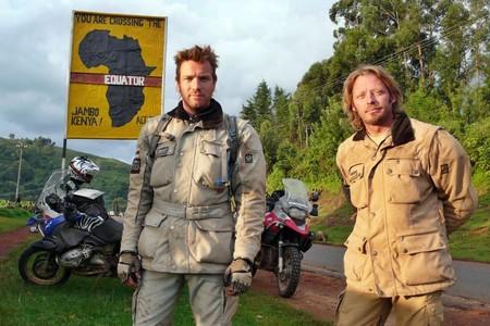 ¡Confirmado! Ewan McGregor y Charlie Boorman recorrerán América de sur a norte en 'Long Way Up'
