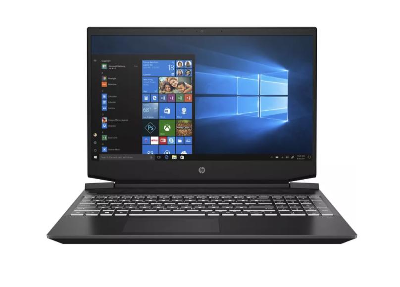 "Portátil gaming - HP Pavilion 15-ec1004ns, 15.6"" Full-HD, AMD Ryzen™ 5 4600H, 16GB, 512GB SSD, GTX1650, W10"