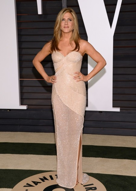 Jennifer Aniston de Versace