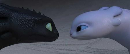 'Cómo entrenar a tu dragón 3' lanza un tráiler maravilloso: ¡Desdentao se nos ha enamorado!