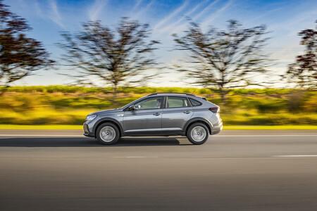 Volkswagen Nivus Comfortline prueba de manejo mexico 6