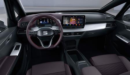 Seat El Born Interior