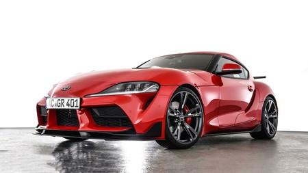 Toyota Supra GR by AC Schnitzer, el deportivo japonés recibe una vivificante dosis de tuning alemán