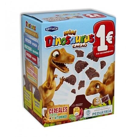 Dinosaurus Galletas Cacao A Cucharadas 120 Gr