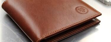 Éstas carteras de cuero súper elegantes las puedes fichar con descuento en ASOS
