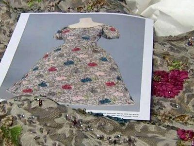 Balenciaga a través del encaje: una exposición que se podrá visitar en su casa museo