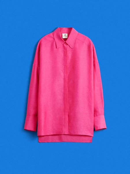 Camisa OversizeCamisa oversize