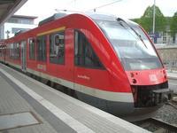 Los niños viajan gratis en los trenes alemanes