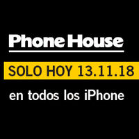 Rumbo al Black Friday: iPhone a precio de coste en el Mes In Black de Phone House