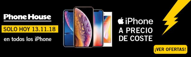 Rumbo al Black Friday: iPhone a precio de coste en el Mes In Black de Phone House