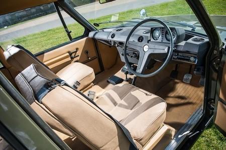 Range Rover YVB 151H