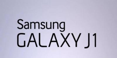 Samsung Galaxy J1, el nuevo móvil de gama baja que prepara la compañía