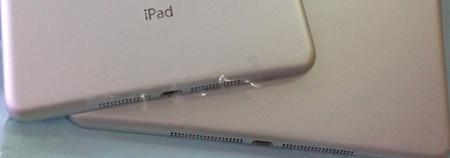 Aparecen las tapas traseras de los nuevos iPad, será una merecida renovación
