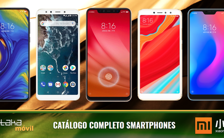 Xiaomi Mi MIX 3, así encaja dentro del catálogo completo de smartphones Xiaomi en 2018