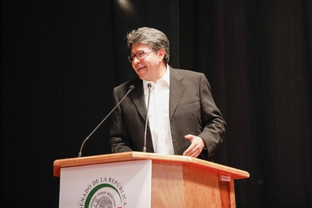 Ricardo Monreal Senador Morena