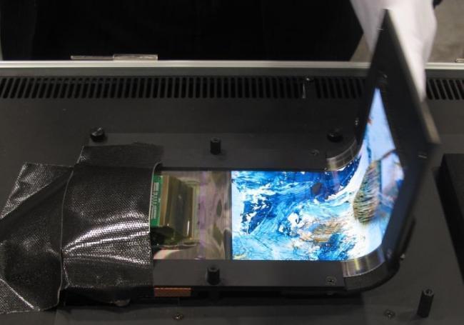 Nokia y SEL juegan con las pantallas plegables