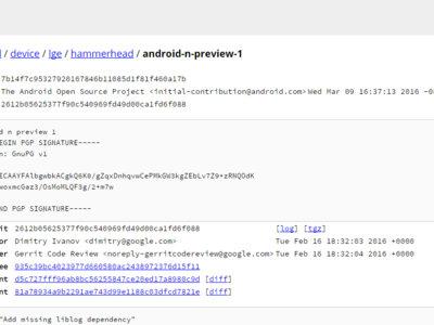 Nexus 5 tenía en marcha Android N ¿lo actualizará Google?