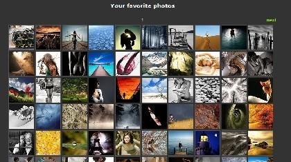 Photoree: sistema colaborativo de recomendación de fotos