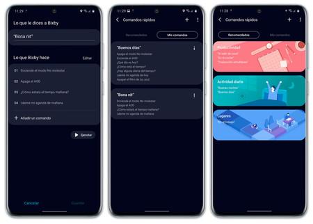 Samsung Galaxy S20 Ultra Software Bixby Comandos