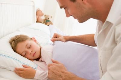 ¿Qué hacer cuando tu hijo se destapa por las noches?