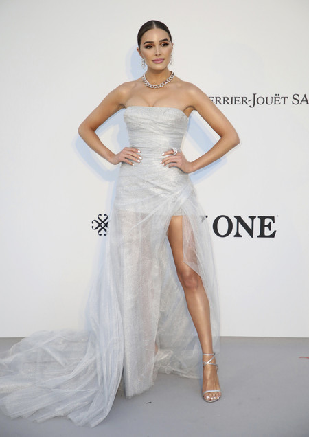Olivia Culpo amfar 2019
