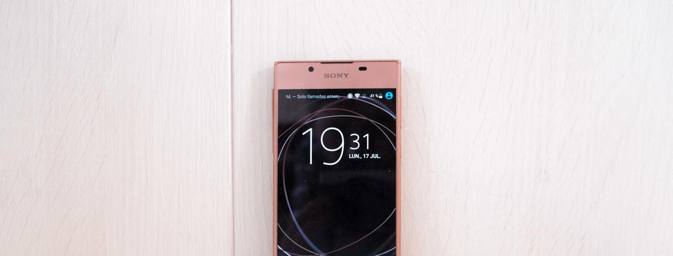 Sony Xperia L1, análisis: review con características, precio y ...